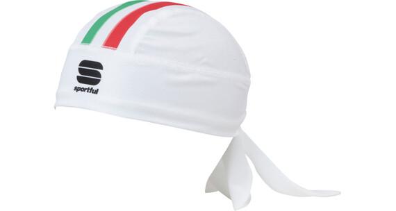 Sportful Italia Bandana white/tricolore